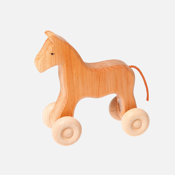 Wooden Toy Horse