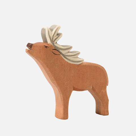 Handcrafted Red Deer Stag
