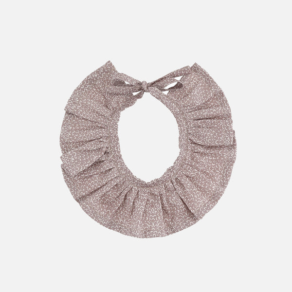 Organic Cotton Collar - Old Iron - One Size