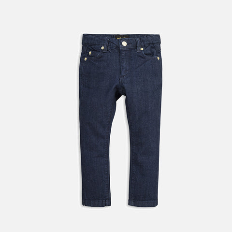 Organic Denim Tiger Fit Jeans - Rinse - 2-9y