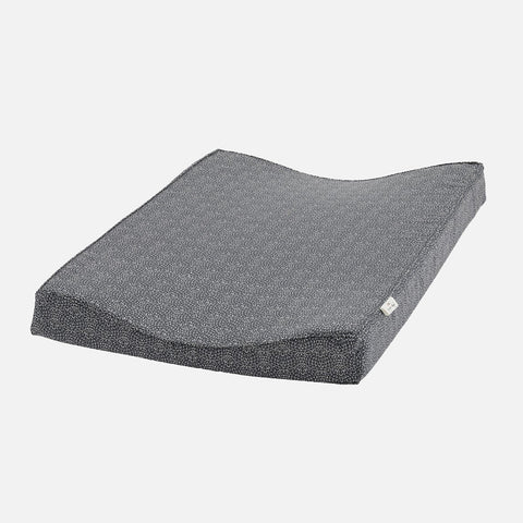 Organic Changing Cushion - Granite Blue