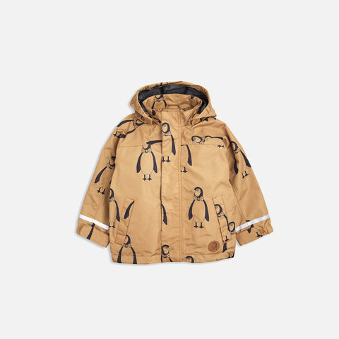 Edelweiss Jacket - Brown - 1-9y