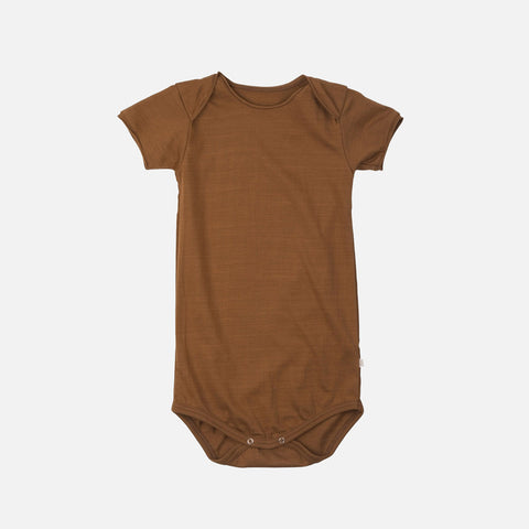 Organic Cotton SS Noma Body - Amber
