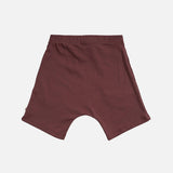 Organic Cotton Seamless Norse Shorts - Vintage Rose
