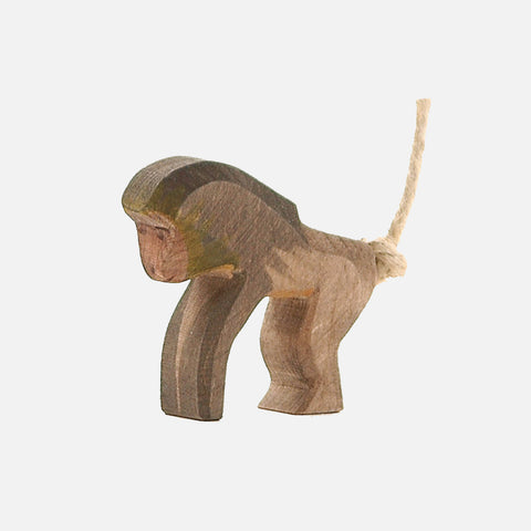 Handcrafted Baboon Standing