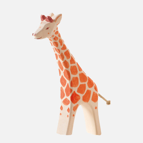 Handcrafted large giraffe