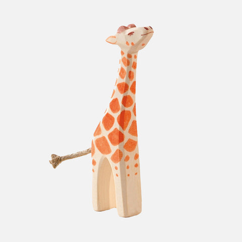 Handcrafted small giraffe
