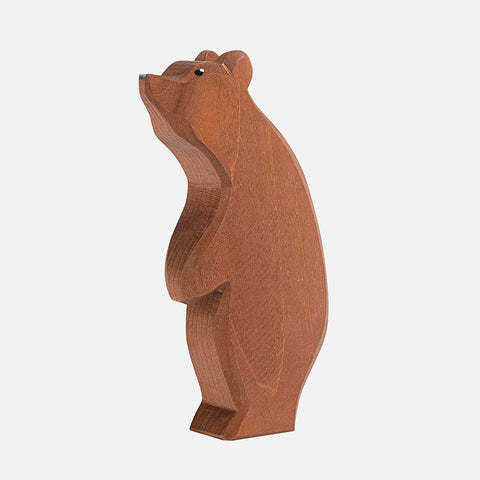 Handcrafted Large Standing Bear