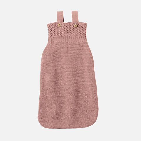 Organic Merino Wool Sleeping Bag - Rose