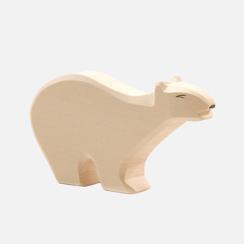 Handcrafted Large Polar Bear