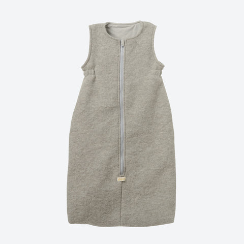 Boiled wool sleeping bag - Grey