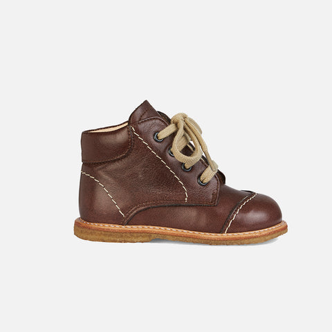 First Toddler Boots - Brown - 24