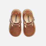 T-Bar Toddler Shoes - Cognac - 20 (UK 4)