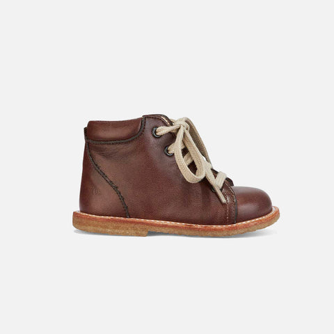 First Toddler Boots - Brown - 19 (UK 3.5) - 23 - UK 6