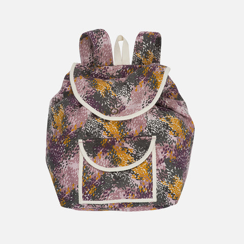 Organic Cotton Back Pack - Wilderness