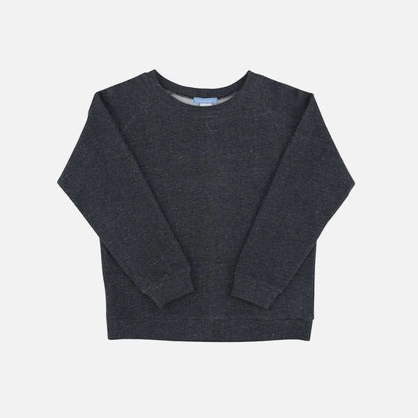 Organic Women's Sweatshirt - Granite - S-L