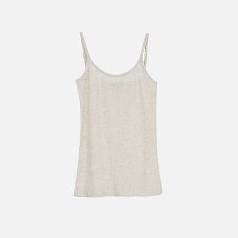 Organic Cotton Women Strap Top - Marble - S-L
