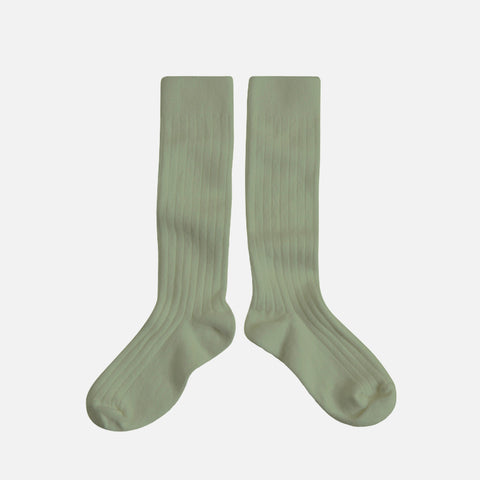 Babies & Kids Cotton Knee Socks - Safari