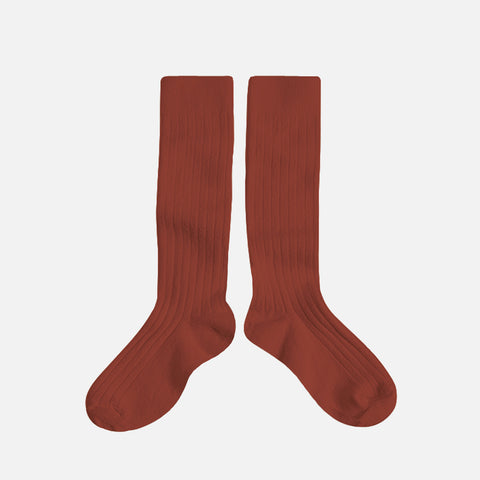 Babies & Kids Cotton Knee Socks - Tomette - 1-12y