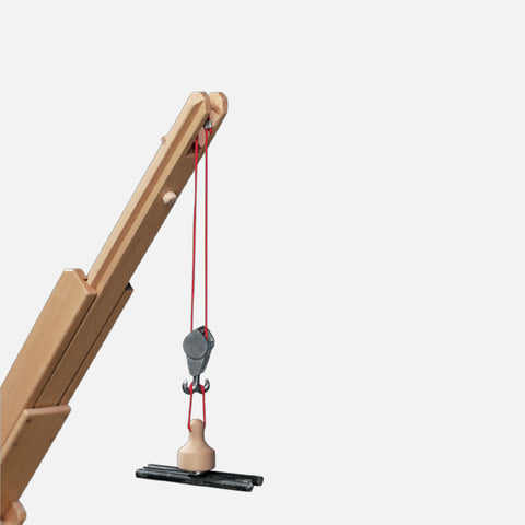 Wooden Load Magnet for Crane