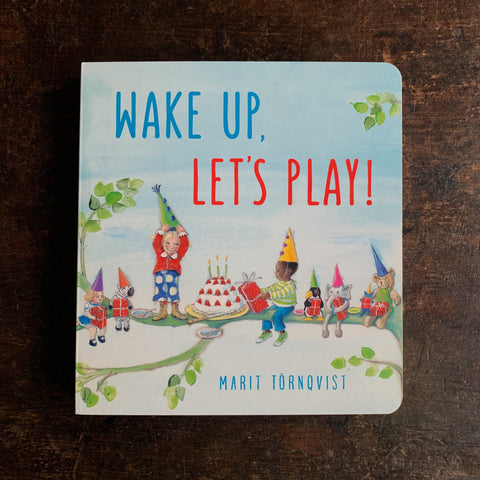 Mari Törnqvist - Wake Up, Let's Play