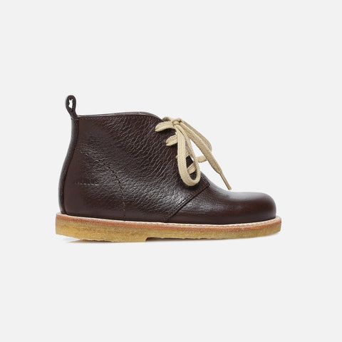 Desert Boots - Dark Brown - 26 (UK 8.5) - 33 (UK 1)