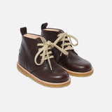 Desert Boots - Dark Brown - 30 (UK 12) - 33 (UK 1)