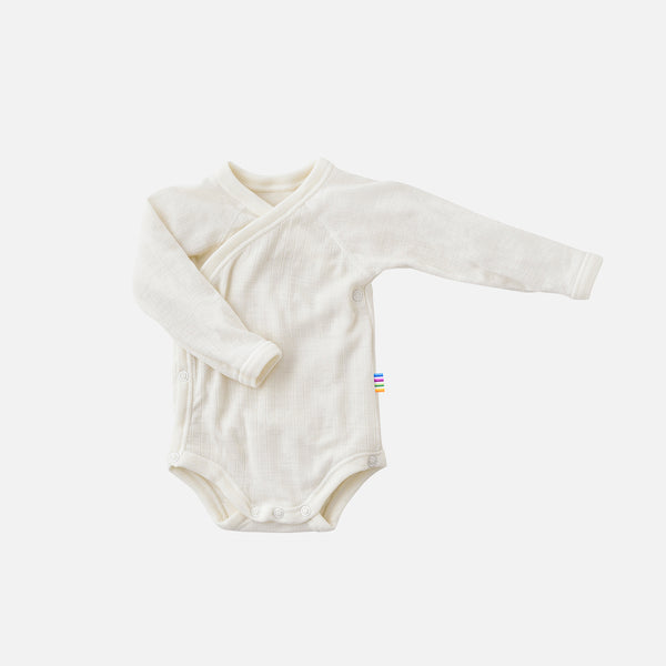 Merino Wool Wrap Body - Natural - Premature - 4m