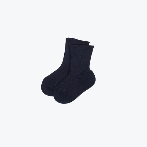 Organic Cotton Socks - Marine