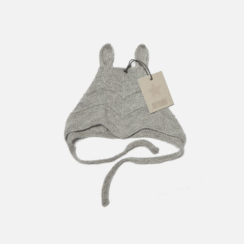 Baby Alpaca Rabbit - Light Grey - 3-18m
