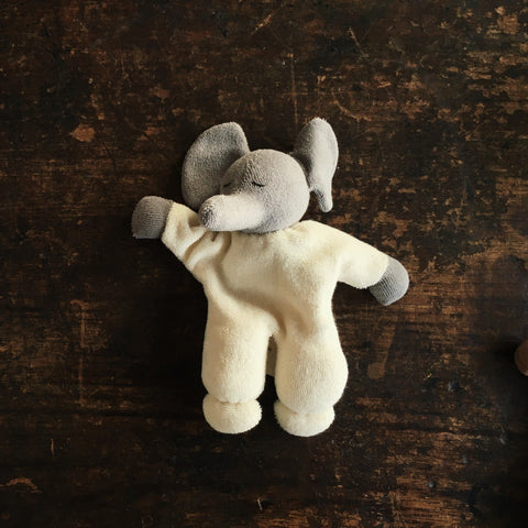 Organic Soft Sleeping Elephant or Rabbit