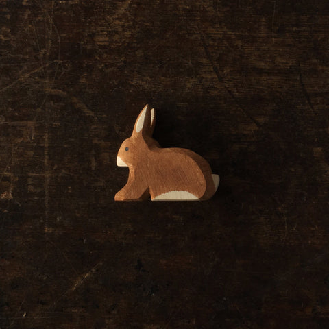 Handcrafted Brown Rabbit