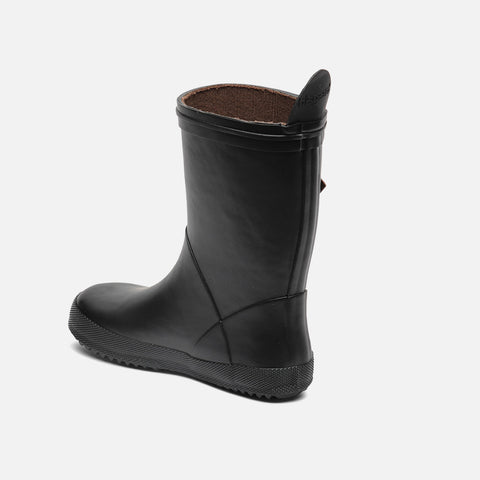 Natural Rubber Slim Boots - Black - 27 (UK 9) - 35 (UK 2.5)