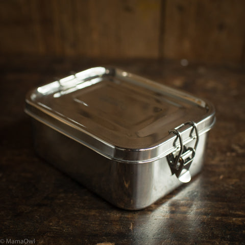 Stainless Steel Leak Resistant Lunch Box