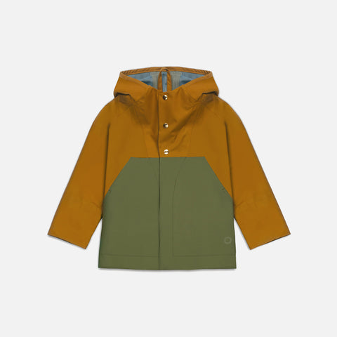 100% Waterproof Anorak - Acorn