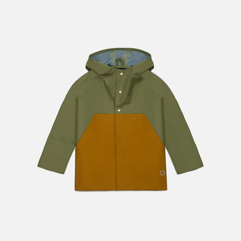 100% Waterproof Anorak - Balsam