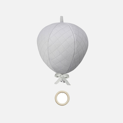 Balloon Musical Mobile - Grey