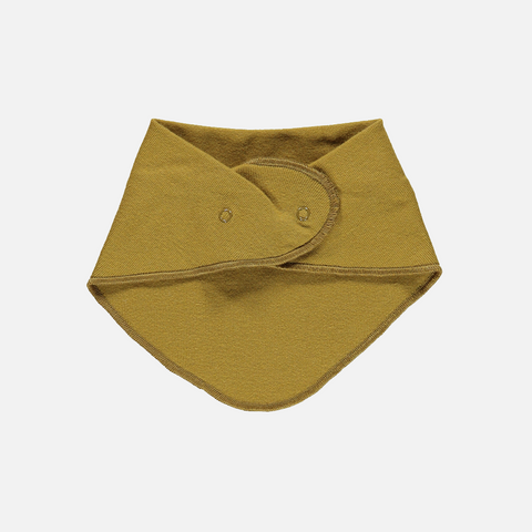 Organic Cotton Bib - Cassonade