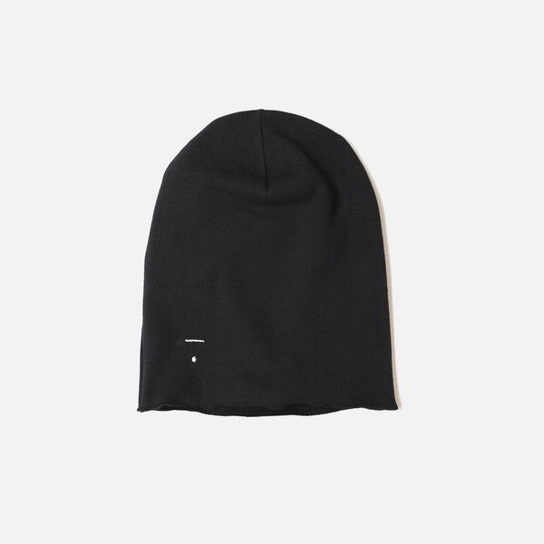 Organic Cotton Beanie - Nearly Black - 0m-10y