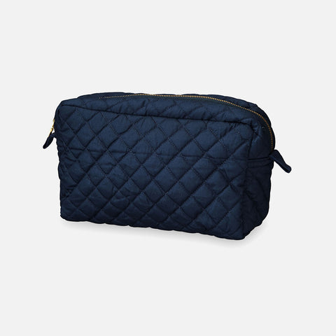 Organic Beauty Bag - Navy