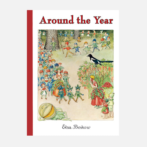 Elsa Beskow - Around The Year