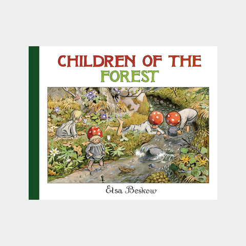Elsa Beskow - Children of the Forest