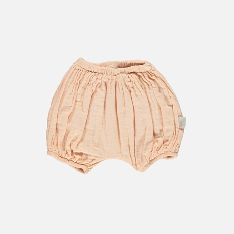 Organic Cotton Bloomers - Apple Blossom - 1m