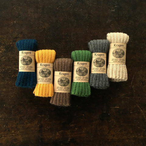 Alpaca Poloneck - Many Colours - Baby & Kids