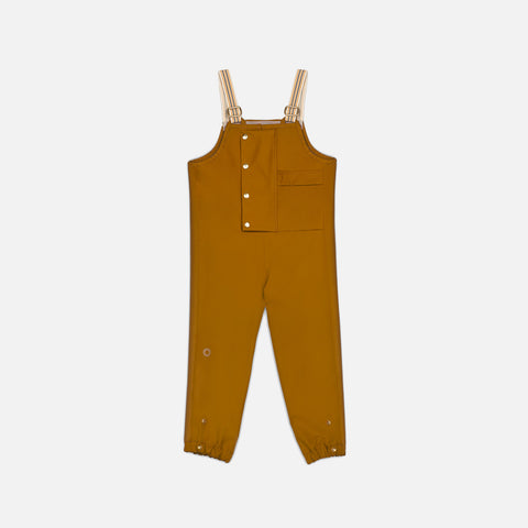 100% Waterproof Dungaree - Acorn