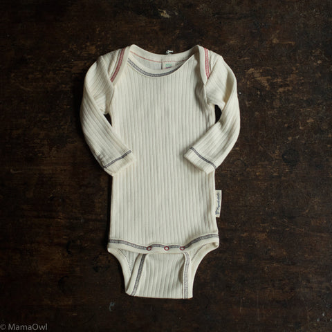 Organic Cotton Body - Natural