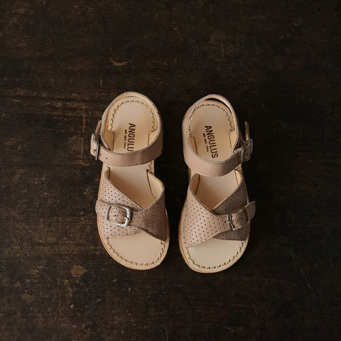 Kids Sandals - Nude - 26 (UK8.5) - 31 (UK12.5)