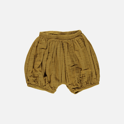Organic Cotton Bloomers - Cassonade - 1m-4y