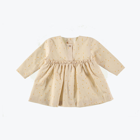 Organic Cotton Gaia Dress - 6m
