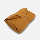 Cotton Go Changing Mat - Mustard